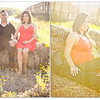 San Diego Maternity Photography Session : Tricia + Darryl Sol : Del Mar : At the Car Wash.