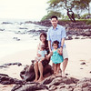 Maui : Lifestyle Session : The Mack Family : Hawaii :