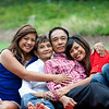 San Diego Family Portraits : The Ricanor Family : Old Town :