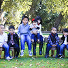 San Diego Family Session : Concepcion Family : Balboa Park : I love big families.  They make me happy.