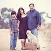 San Diego Lifestyle Session : Gonzaga Family : Del Mar :