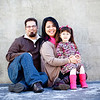 San Diego Lifestyle & Wedding Photography : The Vasquez Family : Downtown San Diego :