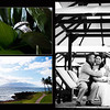 Stephanie & Nicholas Wedding Album Sample :